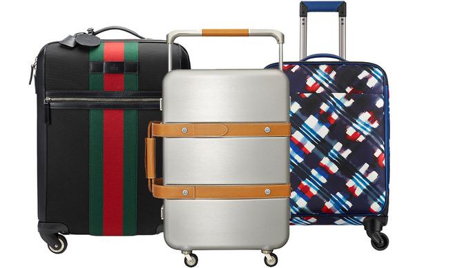 Самые модные чемоданы