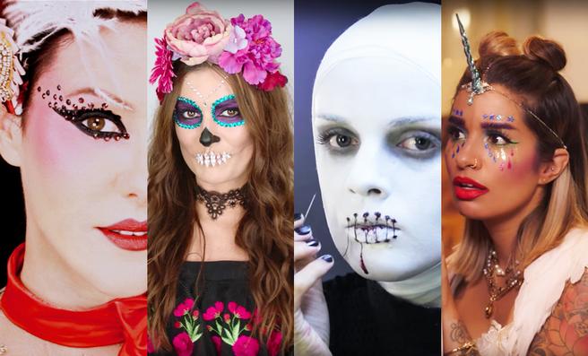 Какие можно сделать костюмы на Хэллоуин своими руками  Мы