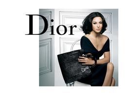 Рекламная кампания Lady Dior