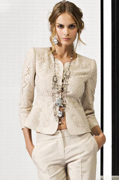 Armani collezioni женская одежда