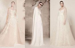 Elie Saab bridal весна-лето 2018