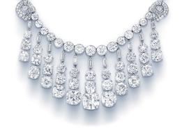 Бриллиантовое колье Cartier c непростой судьбой