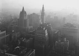 Классические виды Нью-Йорка на выставке фотографий Тодда Уэбба