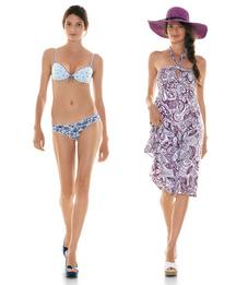 Коллекция купальников и нижнего белья весна-лето 2009