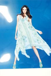 Коллекция женской одежды весна-лето 2009