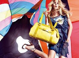 Рекламная кампания весна-лето 2009