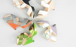 Коллекция женской обуви весна-лето 2009