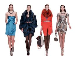 Коллекция женской одежды зима 2009