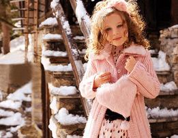 Коллекция одежды для девочек осень-зима 2009/10