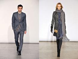 Коллекция мужской и женской одежды осень-зима 2009/10