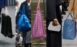 5 безумных сумок Balenciaga