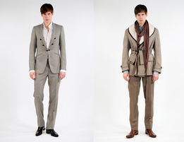 Коллекция мужской одежды осень-зима 2009/10