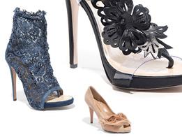 Коллекция женской обуви весна-лето 2010