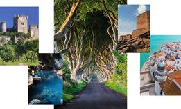 Самые красивые места Семи королевств,  которые вам нужно посетить прямо сейчас