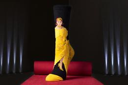Модные носки с лучшими выходами Рианны