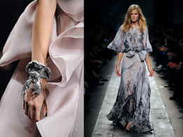 Показ женской коллекции одежды pret-a-porter весна-лето 2010