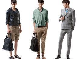 Коллекция мужской одежды весна-лето 2010