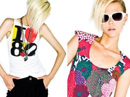 Коллекция одежды весна-лето 2010