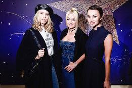 Гости открытия бутика Dior в Петербурге