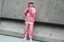 Streetstyle на Неделе моды в Сеуле. Часть 2