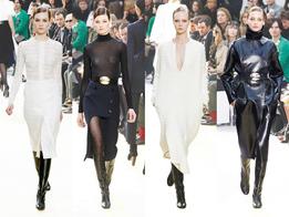 Показ женской коллекции одежды осень-зима 2010/11.