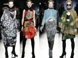 Показ женской коллекции осень-зима 2010/2011