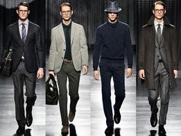 Показ мужской одежды осень-зима 2010/11