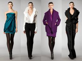 Коллекция женской одежды осень-зима 2010/11