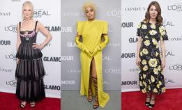 Премия «Женщина года Glamour US» 2017