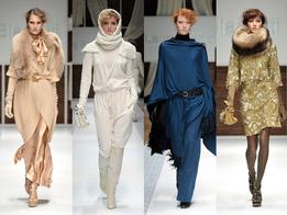 Показ женской коллекции одежды осень-зима 2010/11