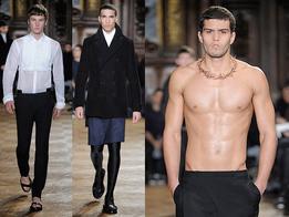 Показ мужской коллекции одежды осень-зима 2010/11