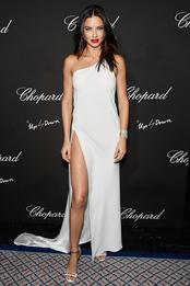 Адриана Лима в Lexi Clothing на вечере Chopard в Майами
