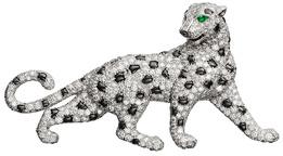 Праздник пантеры: новогоднее царство подарков Cartier