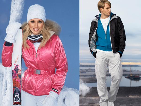 Финские спортивные зимние костюмы для женщин