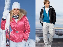 Коллекция зимней одежды осень-зима 2010/11