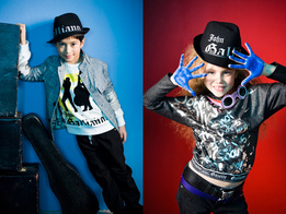 Коллекция детской одежды осень-зима 2010/11