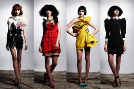 Коллекция одежды осень-зима 2010/11 для H&M