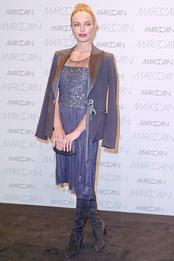 Кейт Босуорт на показе Marc Cain в Берлине