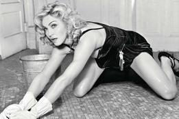 Рекламная кампания осень-зима 2010/11 с участием Мадонны