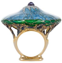 Великие вершины мира: уникальные кольца Ilgiz F