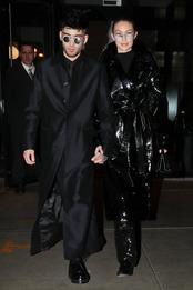 Зейн Малик и Джиджи Хадид в Нью-Йорке