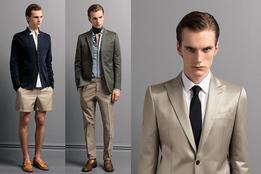 Коллекция мужской одежды весна-лето 2011