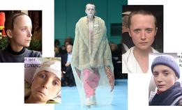 Чем русская модель Ольга Запивохина вдохновила Алессандро Микеле