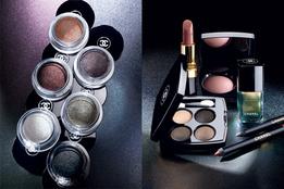Коллекция макияжа Chanel Illusions D'Ombres