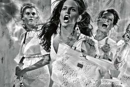 Рекламная кампания Dolce & Gabbana весна-лето 2011