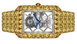 Новые драгоценные часы Jacob & Co.