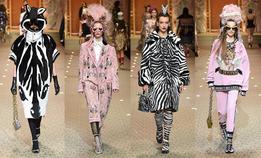 Dolce & Gabbana осень-зима 2018