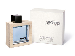 He Wood Ocean Wet Wood и  She Wood Crystal Creek Wood