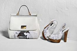 Коллекция обуви и аксессуаров Dolce Gabbana весна-лето 2011