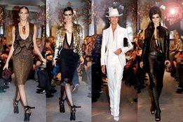Коллекция женской одежды Tom Ford весна-лето 2011